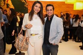 Andressa Ferreira e Thammy Miranda  (Foto: Manuela Scarpa/Brazil News)