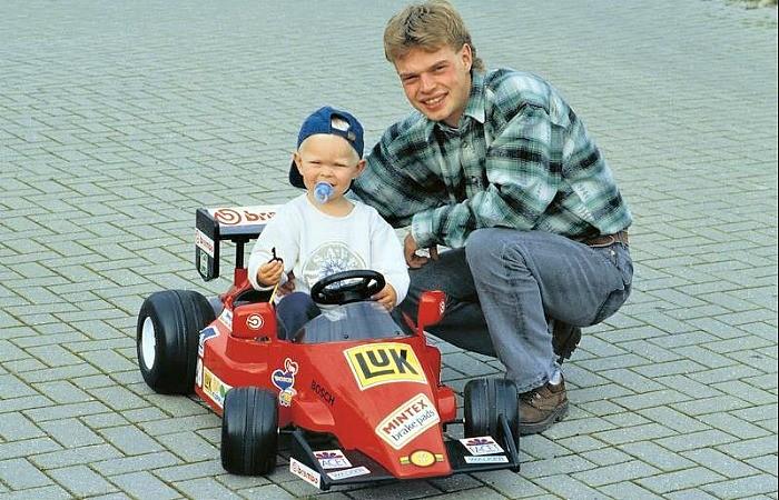 Jan e Kevin Magnussen