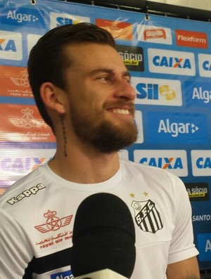 Lucas Lima, Santos