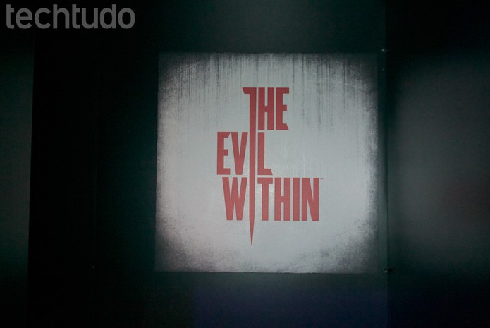 The Evil Within traz terror em terceira pessoa para a E3 2014 (Foto: Monique Mansur/ TechTudo)