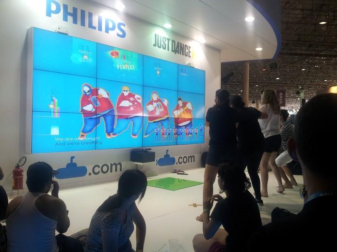 Todos os participantes do torneio foram premiados com camisetas (Foto: TechTudo/Paulo Vasconcellos) (Foto: Todos os participantes do torneio foram premiados com camisetas (Foto: TechTudo/Paulo Vasconcellos))