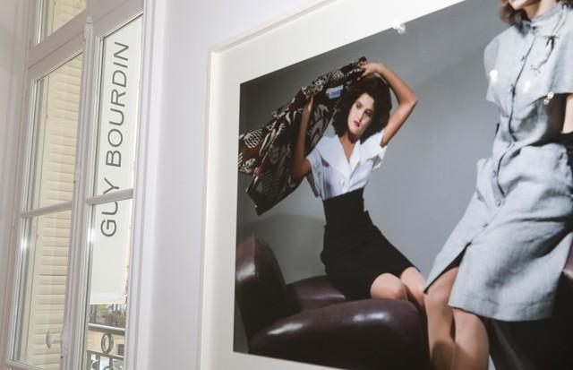 Mostra de Guy Bourdin na Maison Chloé (Foto: Divulgação)