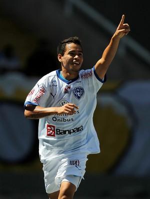 Yago Pikachu contra o Botafogo (Foto: Wagner Meier/Arquivo O Liberal)