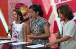 Confira o ensaio de Bella Alencar, Gabi Morato e Luis Arthur Seidel