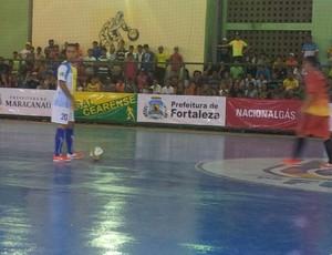 Maracanaú vence Barreira no terceiro zonal da II Copa TV Verdes Mares de Futsal (Foto: Divulgação )