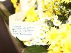 Amigos mandam flores para velório de Champignon