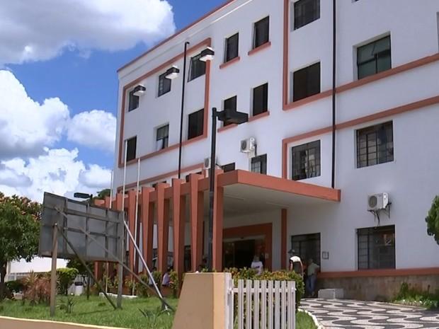 Bebês estão internados no Hospital Regional de Sorocaba (Foto: Reprodução/TV Tem)