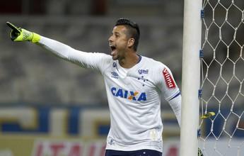 Por completar 700 jogos pelo Cruzeiro, Fábio será homenageado no Mineirão