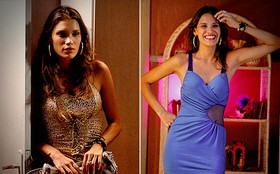 Conheça Elea Mercurio: o mulherão que interpreta a garota de programa Kiki