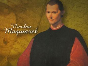 """Maquiavel teorizou a política em """"O Príncipe"""" (Foto: Reprodução / TV Globo)"""