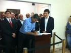 Haddad e Chalita assinam carta de propostas para selar apoio do PMDB