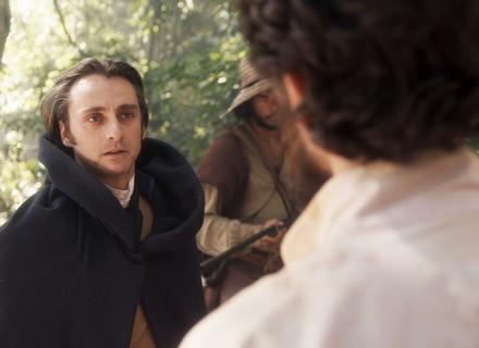 Patrício revela plano de Leopoldina para Thomas