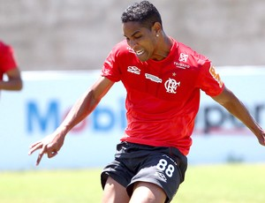 Cleber Santana, Flamengo (Foto: Ivo Gonzalez / Agência o Globo)