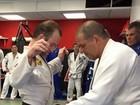 Scott Caan, astro da série 'Havaí Cinco-0', vira faixa preta de jiu-jitsu