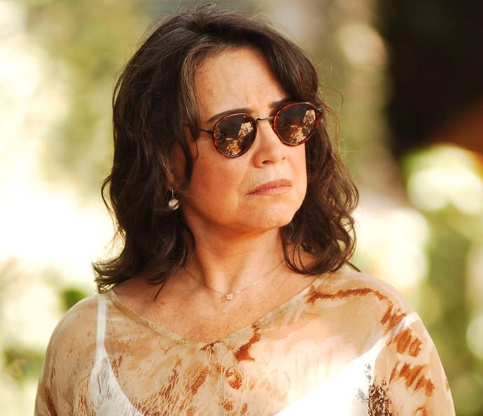 Regina Duarte na pele de Helena, em 'Páginas da Vida' (Foto: TV Globo)