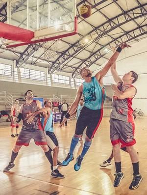 Copa ES de basquete (Foto: Léo Silveira)