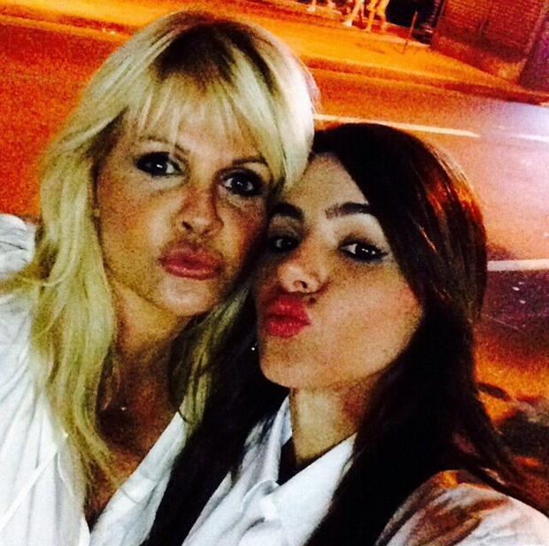 Monique Evans e Cacá Werneck (Foto: Reprodução/Instagram)