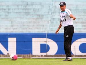 Luxemburgo, técnico do Grêmio (Foto: Lucas Uebel/Divulgação, Grêmio)