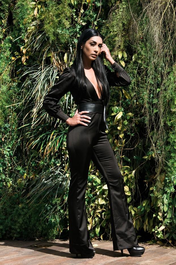 Amanda  (Foto: Rodolfo Corradim)