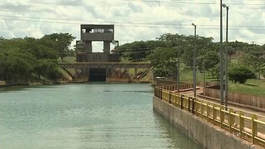 Hidrovia Tietê-Paraná recebe obra para aprofundar canal do rio