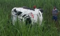 Ex-prefeito de Maragogi, Marcos Madeira sofre acidente de carro (Ascom)