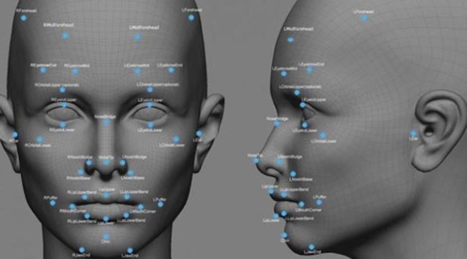 Reconhecimento facial. Tecnologia vai ajudar na segurança do campus (Foto: Reprodução)