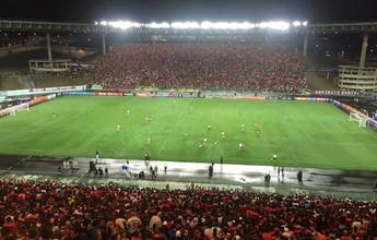 Flamengo vai enfrentar o América-MG no Espírito Santo, pela 16ª rodada