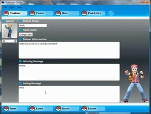 pokemon online battle simulator