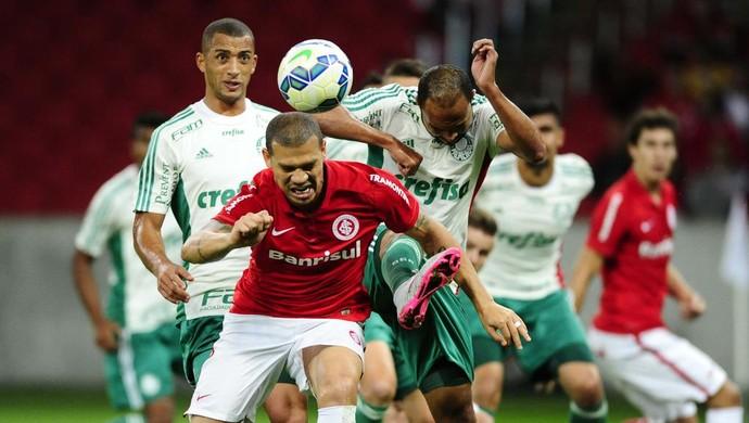 nilton inter internacional palmeiras beira-rio gol (Foto: Ricardo Duarte/Divulgação Inter)