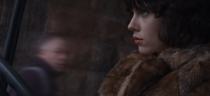 Scarlet Johansson em Sob a Pele (Foto: Divulgação)