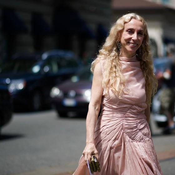 Franca Sozzani: um dos nomes mais importantes do mundo fashion  (Foto: Divulgação)