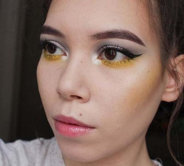 Blush amarelo (Foto: Reprodução)