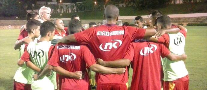 Atlético Sorocaba x Batatais, Série A2 (Foto: Divulgação / Atlético Sorocaba)
