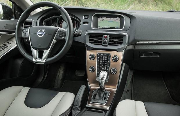 Volvo V40 Versão Cross Country (Foto: Volvo)
