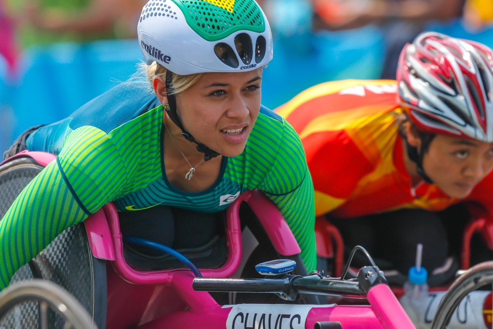 Fah Fonseca ficou com o bronze na Grandma's Marathon, nos Estados Unidos (Foto: Marcelo Regua/MPIX/CPB)