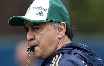 Marcelo Oliveira diz que já se prepara para saída de Valdivia do Palmeiras