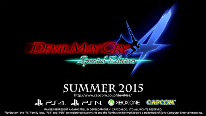 Devil May Cry 4 retorna no meio do ano (Foto: Divulgação)