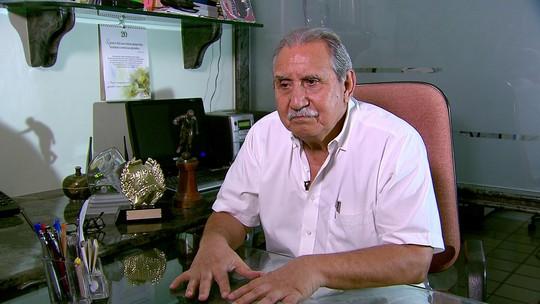 No radar de clubes cariocas, Erick é visto como tábua de salvação no Náutico