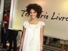 Famosos vão à estreia de musical com Danielle Winits no Rio