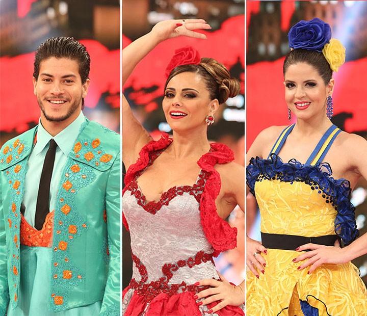 Dança dos Famosos chega à final no dia 06/12  (Foto: Carol Caminha / Gshow)