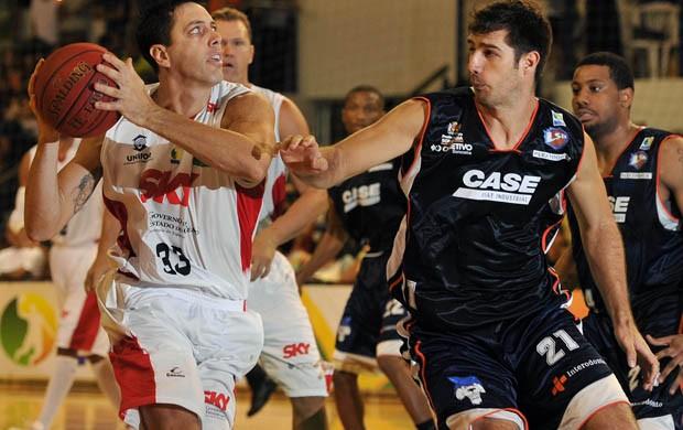 Felipe Ribeiro, do Basquete Cearense (Foto: João Pires/LNB)