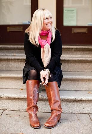 A blogueira americana Victoria Smith (Foto: Divulgação/Sarah Deragon)