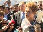 Presidente Dilma Rousseff volta a dizer que é vítima de um golpe