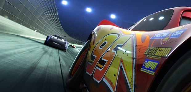 Nova aventura de Relâmpago McQueen chega aos cinemas no Brasil em julho (Foto: Reprodução)