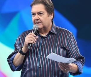 Fausto Silva | Carol Caminha/Gshow