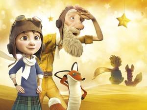 'O pequeno príncipe', de Mark Osborne, está na lista de exibições (Foto: Reprodução)