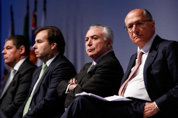 Michel Temer abre o 27º Congresso e ExpoFenabrave - (Foto: Agência Brasil)