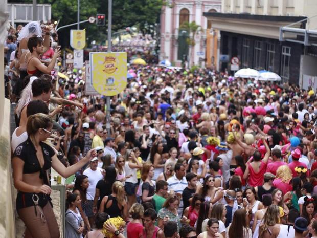 Bloco dos Sujos, em Florianópolis (Foto: Otávio Anacleto/Divulgação)