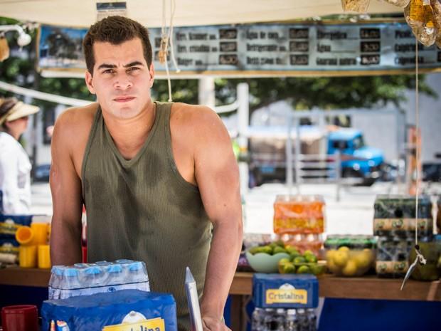 Thiago Martins vai estar em Babilônia, nova novela das 9 (Foto: Raphael Dias/Gshow)