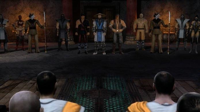 Mortal Kombat 9 (Foto: Reprodução/Murilo Molina)